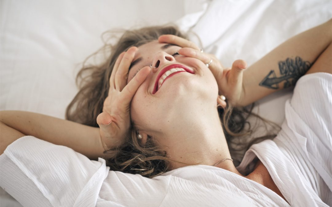 ORGASMS BURIED UNDER NUMBNESS AND PAIN